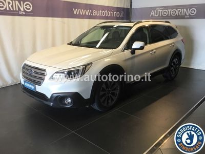 usata Subaru Outback OUTBACK2.0d Unlimited lineartronic my16