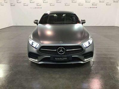 usata Mercedes CLS400 d 4Matic Auto Business Sport usato