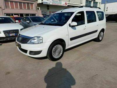 usata Dacia Logan MCV 1.5 dCi 90CV 5 posti Lauréate