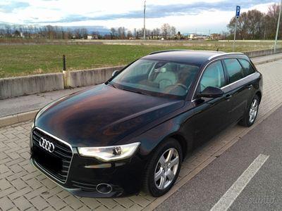 usata Audi A6 2.0 TDI Multitronic del 09-2013