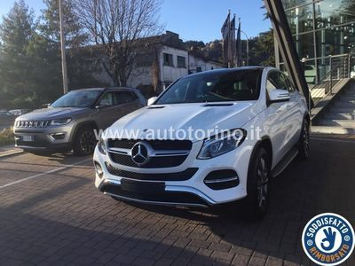 begagnad Mercedes GLE350 CLASSE GLE COUPEd 4MATIC Coupé SPORT