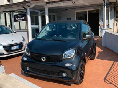 usata Smart ForTwo Coupé Passion Strafull