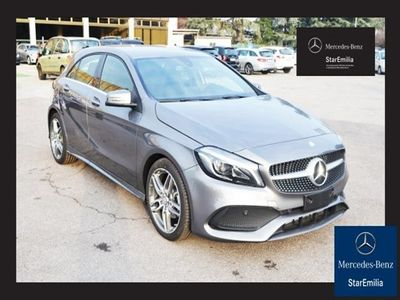 usata Mercedes A200 d automatic Premium FaceLift