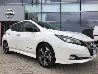 usata Nissan Leaf Tekna 40KW batterie di proprietà, netto export