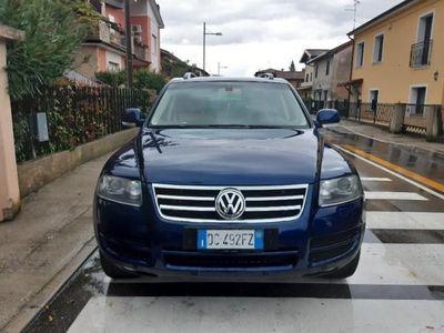 usata VW Touareg 3.0 V6 TDI DPF tiptronic Exclusive
