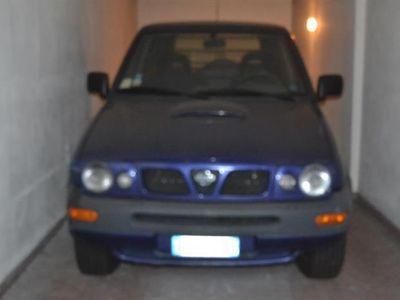 brugt Nissan Terrano autocarro