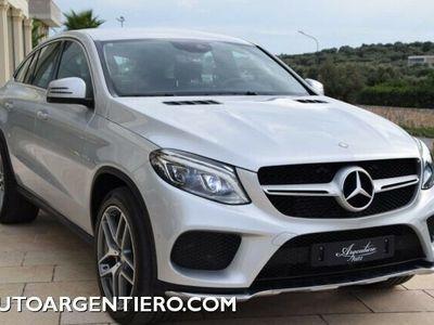 usata Mercedes GLE350 d 4Matic Coupé Premium SOLO 32.987KM!!!