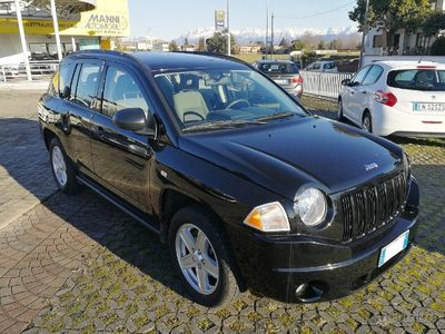brugt Jeep Compass 2.0 140CV TD 4WD Limited