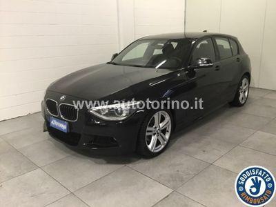 gebraucht BMW 118 Serie 1 d 5p. Msport del 2017 usata a Corsico