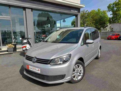 usata VW Touran 1.4 16V TSI 150CV Trendline Ecofuel