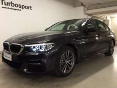 usata BMW 518 d Msport auto