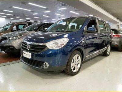 usata Dacia Lodgy 1.5 dCi 110CV StartStop 5 posti Prestige Euro 6