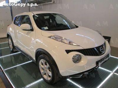 usata Nissan Juke 1.6 Acenta del 2011 usata a Reggio nell'Emilia