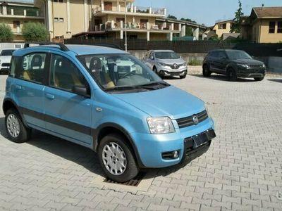 usata Fiat Panda 4x4 1.2 Metano 2023 anno2005