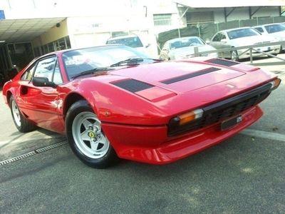 usata Ferrari 208 turbo GTB