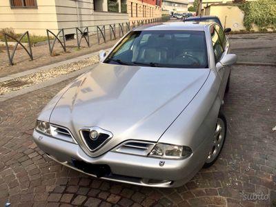 usado Alfa Romeo 166 2.4 JTD Argento