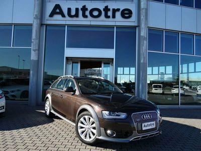 usata Audi A4 Allroad A4 allroad 3.0 V6 TDI 245 CV cl.d. S tronic Busine