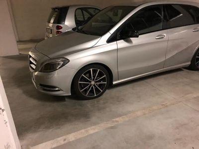usata Mercedes B220 CDI (BlueEFFICIENCY) 7G-DCT