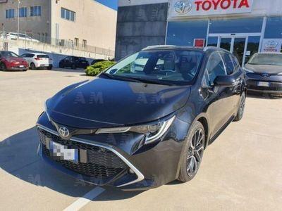 usata Toyota Corolla Touring Sports Touring Sports 2.0 Hybrid Lounge nuova a Sassari
