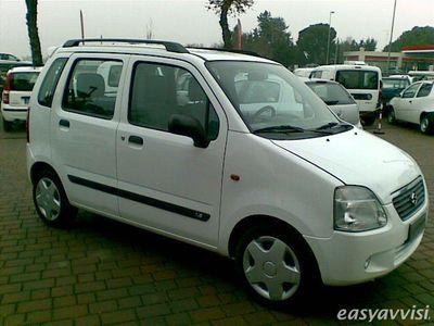 used Suzuki Wagon R+ 1.3i 16V cat 4x4 GL Clima