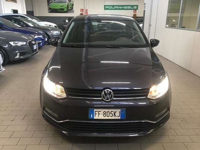 usata VW Polo 1.4 TDI 5p. Comfortline BlueMotion