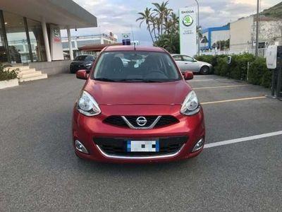 usata Nissan Micra 1.2 12V 5 porte Visia