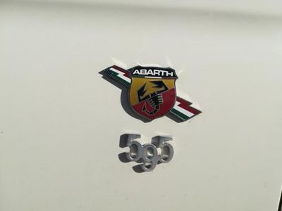 usata Abarth 595 1.4 Turbo T-jet 160 Cv Yamaha F.r. Usato