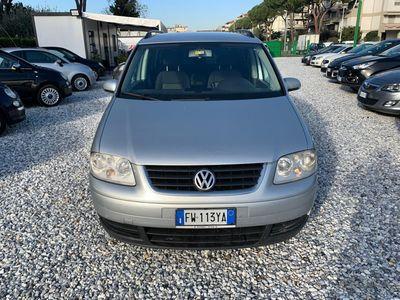 usata VW Touran 1.9cc 105cv 77kw Diesel - 2006