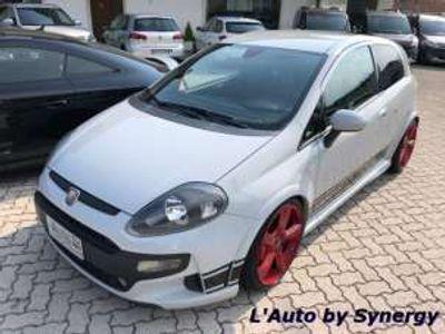 usata Abarth Punto Evo Punto Supersport 1.4 Turbo S&S 18´´ grigio volo Benzina