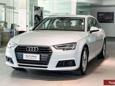 usata Audi A4 Avant 2.0 TDI 150 CV Business del 2019 usata a San Giovanni Teatino