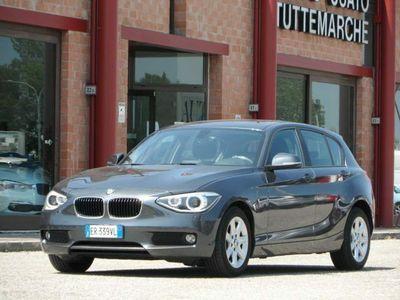 usata BMW 114 d 5p. Unique