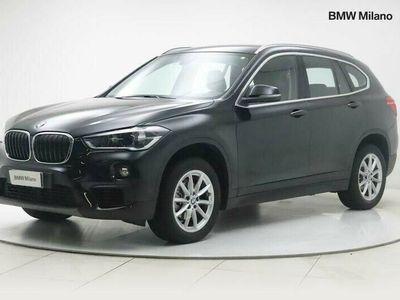 usata BMW X1 sDrive 16d Advantage