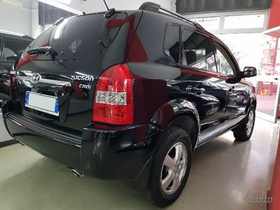 gebraucht Hyundai Tucson 2.0 CRDI 4x4 1 PROPRIETARIO