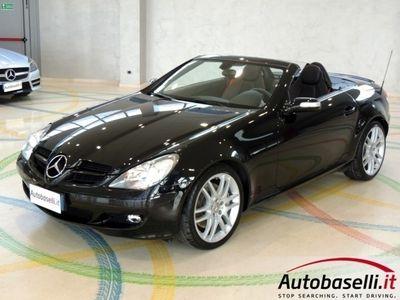 usata Mercedes SLK280 Kompressor Sport 231cv Pelle Totale Usato