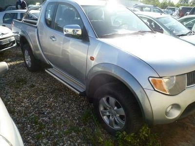 usata Mitsubishi L200 L2002.5 DI-D/136CV Single Cab Inform
