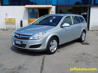 usata Opel Astra 1.7 CDTI 110CV Station Wagon Enjoy