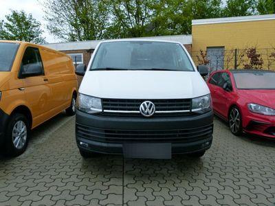 gebraucht VW T6 Kasten Lr Lang 2.0 Tdi Ahk/wasserzusatzhzg/m