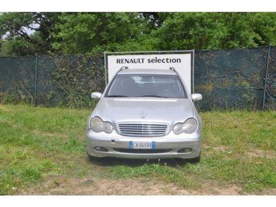 begagnad Mercedes C270 C 270 CDI cat S.W. EleganceCDI cat S.W. Elegance