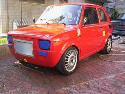 usata Abarth 500 126 1050 Proto P1-Pronto GARA-NUOVO rif. 13263558