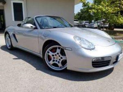 usata Porsche Boxster 3.2 24v s benzina