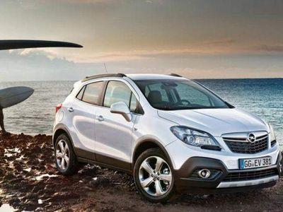usado Opel Mokka 1.7 Crdi Cosmo/Navy/Cerchi da 18/KM Document.