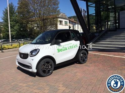 second-hand Smart ForTwo Electric Drive -