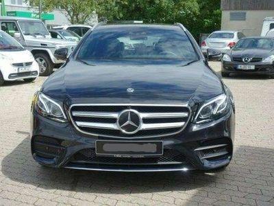 usata Mercedes E220 SW 4M AMG TETTO/PELLE/LED/APPLE CARPLAY