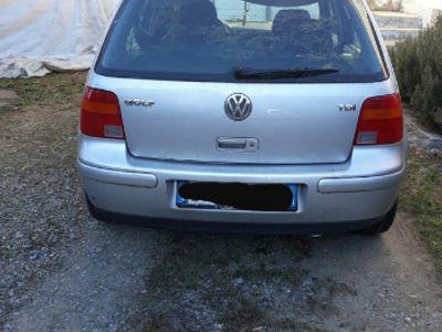 usata VW Golf IV 4ª serie - 2001