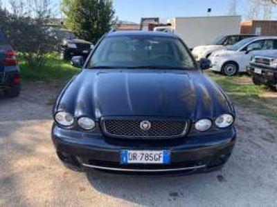 usata Jaguar X-type 2.2d cat aut. unic prop 170000 km diesel