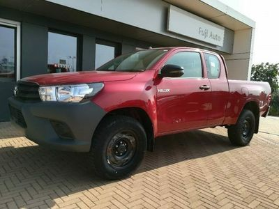 gebraucht Toyota HiLux 2.4 D-4D 4WD 2p Extra Cab Comfort PRONTA CONSEGNA! rif. 9469275