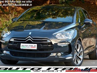 usata Citroën DS5 2.0 hdi 160cv aut. sport chic +trip.tetto+navi+cam diesel