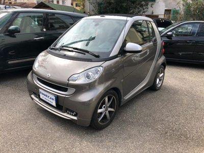 usata Smart ForTwo Cabrio 800 40 kW pulse cdi