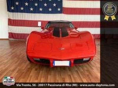 usata Corvette C3 C35.7 L82 Restaurata motore nuvo Rho