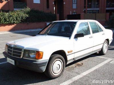 usata Mercedes 190 2.0 benzina